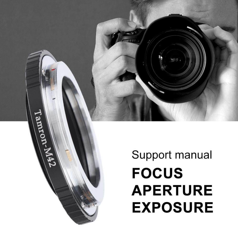 Tamron Alloy Plastic Lens Adapter Ring Manual Focus Universal Mount Photography (Tamron-M42)