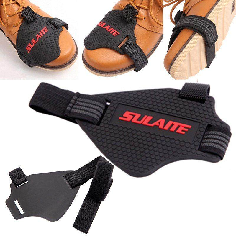 Free Size Durable Shifter Cover Boot Shoes Protector Shift Guard Motor Parts