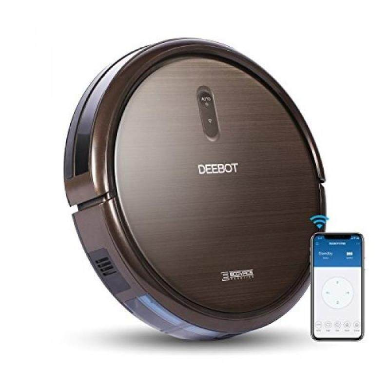 ECOVACS DEEBOT N79S Robot Vacuum Cleaner with Max Power Suction, Alexa Connectivity, App Controls, Self-Charging for Hard Surface Floors & Thin Carpets Singapore