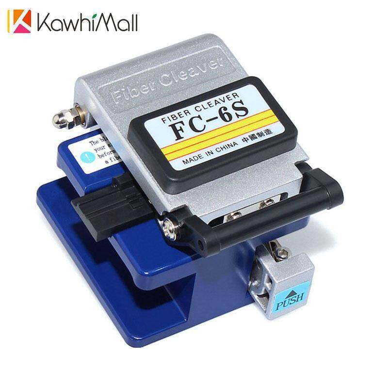Hot Useful FC-6S Fiber Cable optical Cleaver Splicer Cut Cutting Tools