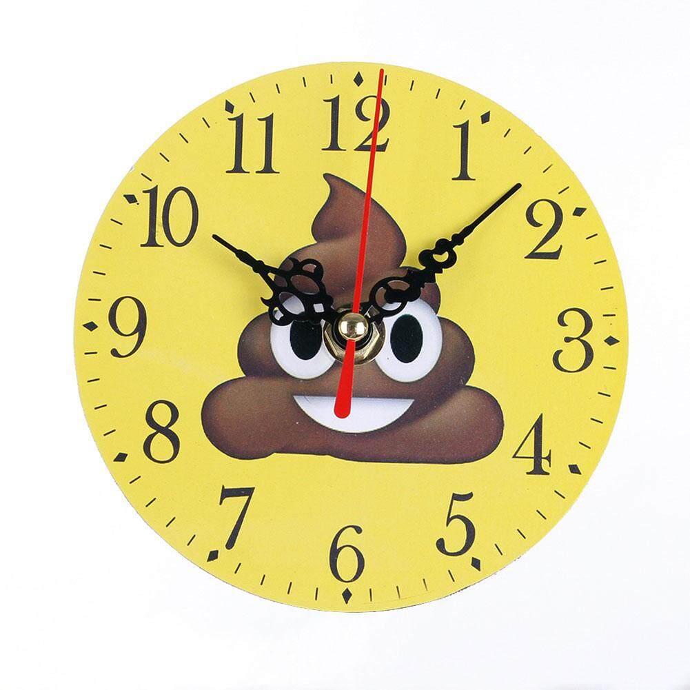 Nơi bán SYD # Kiểu Dáng Ngộ Nghĩnh Để Bàn Slient Emoji Biểu Tượng Cảm Xúc Chuông Đồng Hồ Tròn Kỹ Thuật Số Colock Đồng Hồ Treo Tường Phòng khách Trang Trí Nhà Cửa