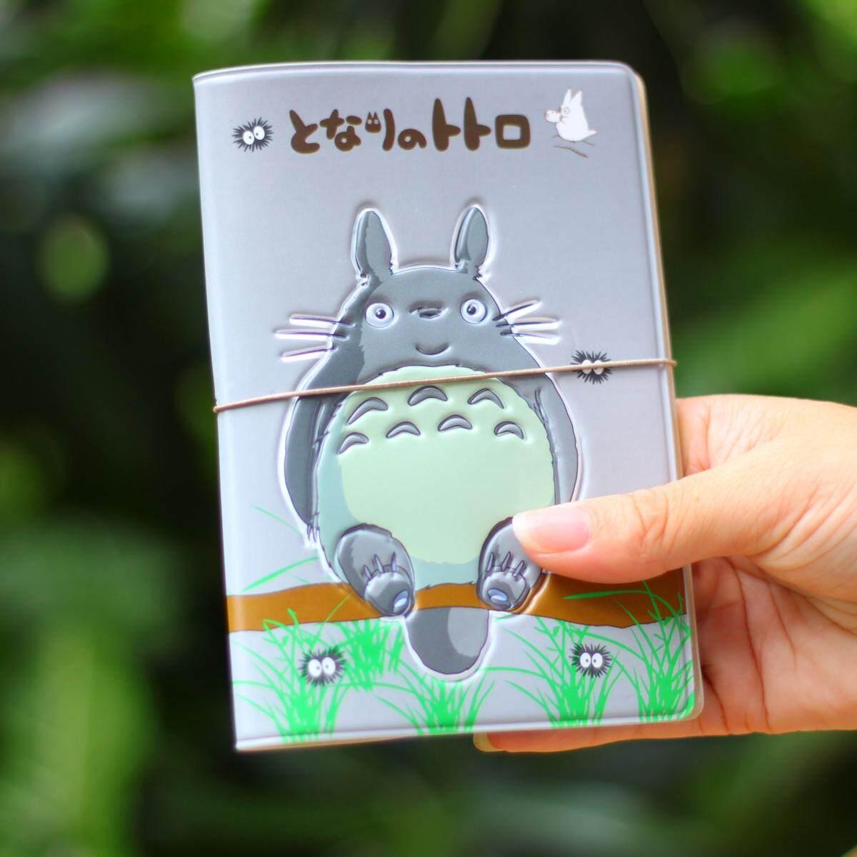 Passport Holder - Totoro