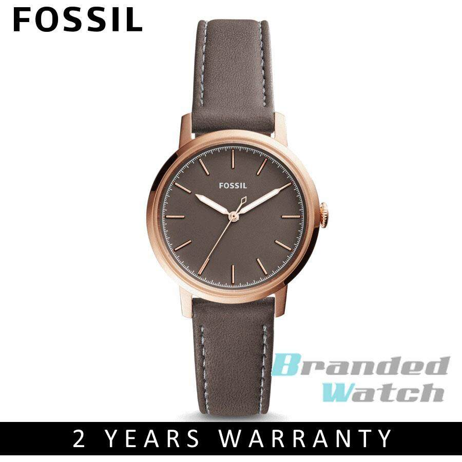 Fossil Women Watches Price In Malaysia Best Es3077 Original Es4339 Womens Neely Quartz Gray Leather Watch
