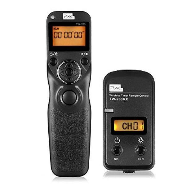 Pixel TW-283 90 Infrarot-Ausl? ser Timer Fernbedienung F? R Fujifilm Digital SLR Kamera GFX50S X-T2 X-T2 X-T1 X-T2 X-T2 X-E2S X-A2 X-A1 X-A2 X-A1 X100F X100T X70 X30 XQ2 XQ-Intl