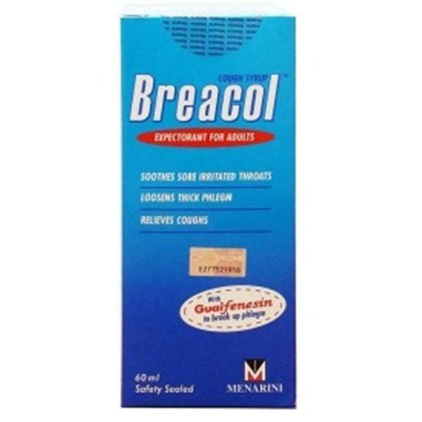 BREACOL EXPECTORANT FOR ADULT 60ML