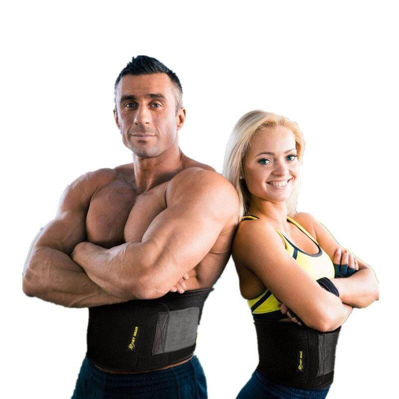 Unisex Pinggang Sabuk Pelangsing Hbt Gear Korset Pelangsing Pria/wanita Kebugaran Korset Pembentuk Tubuh Pakaian