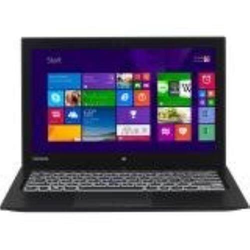Toshiba Portege PT15AU-001002 12.5-Inch Laptop (Black) Malaysia