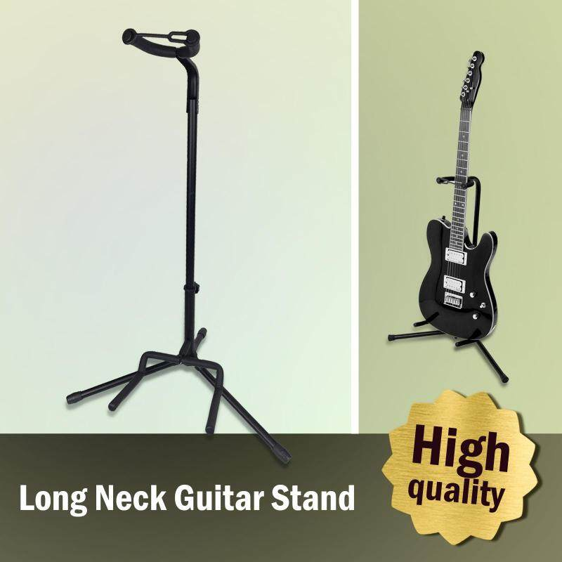 Long Neck Guitar Stand For All kinds Of Guitars (High Quality Guaranteed) Malaysia