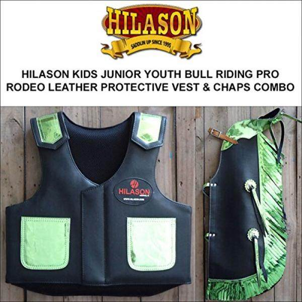 Oval Pirus Crown Bolo Kalung Gaya Korea Kemeja Dasi Dasi Ball Source · HILASON 808 KIDS JUNIOR YOUTH HORSE RIDING RODEO LEATHER PROTECTIVE VEST & CHAPS From ...