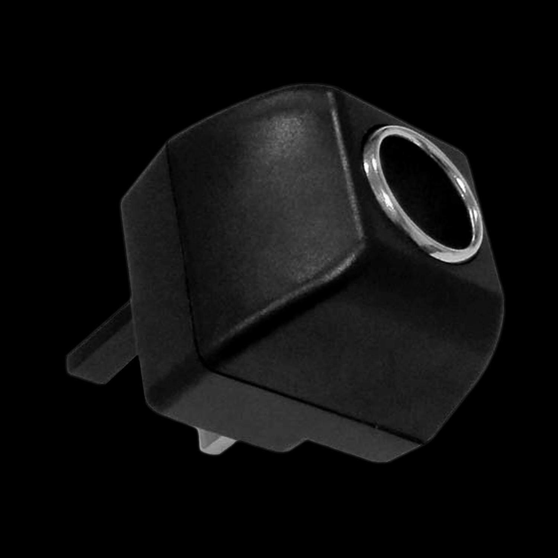 Car To Home Ac To Dc Converter Power Supply Adapter Inverter Lighter Socket 220v To 12v 500ma Uk Plug Black By Stoneky.