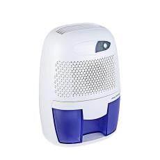Uinn 500 Ml Dehumidifier Semikonduktor Pengering Penyerap Kelembaban Dehumidifier Rumah Putih