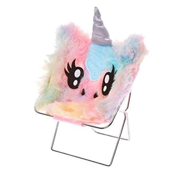 Cell Phones Stands Claires Pastel Rainbow Unicorn Phone Holder - intl