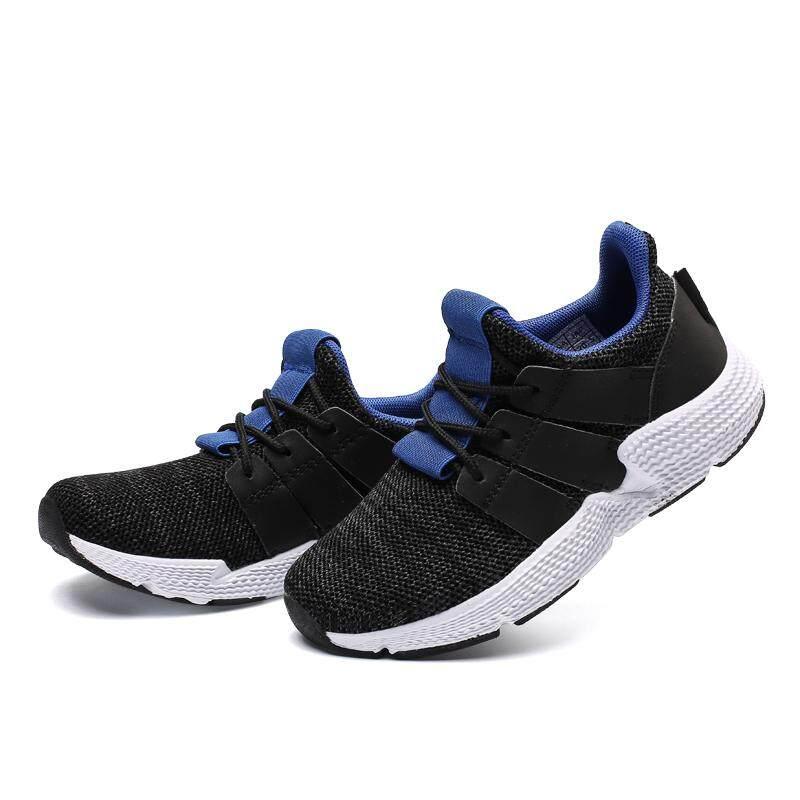 ... Chuangyu Anak Laki-laki dan Anak Perempuan Bernapas Sneaker Tenun Anak  Sepatu Lari Kasual ... 2f9e9c2b14