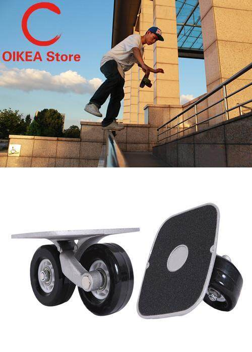 Hình ảnh Cool Portable Drift Board Parts Skate Wheels For Outdoor Sporting Xmas Gift