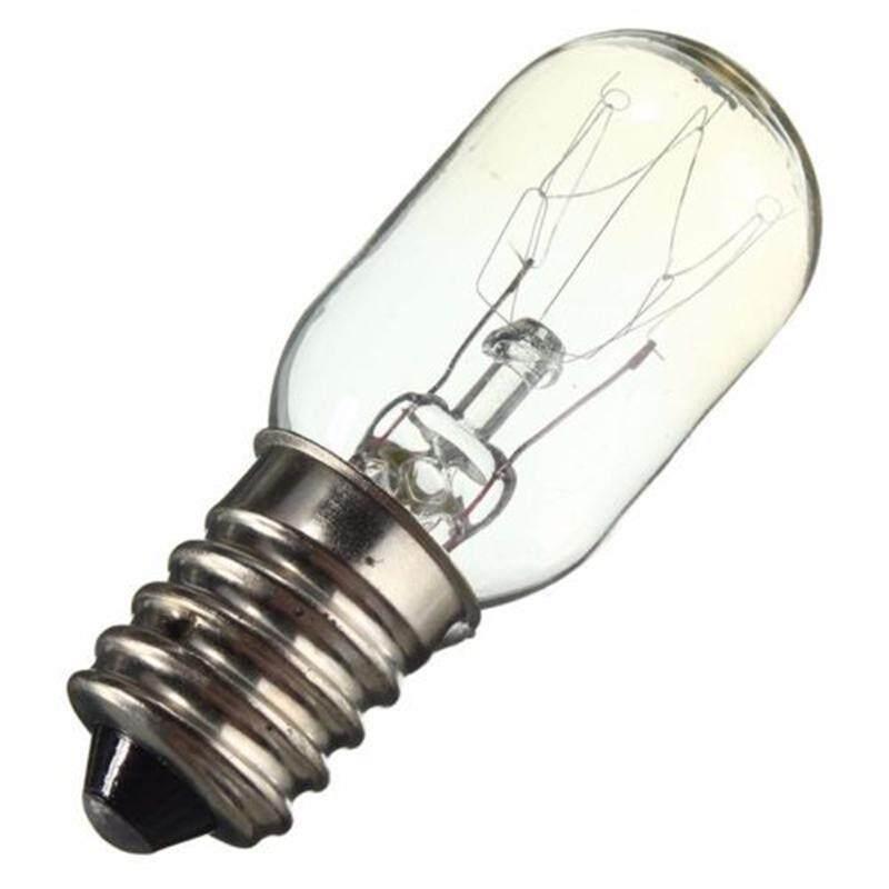 Light Bulbs 20pcs E14 15w Salt Lamp Globe Light Refrigerator Bulb Replacement Ac220v-240v
