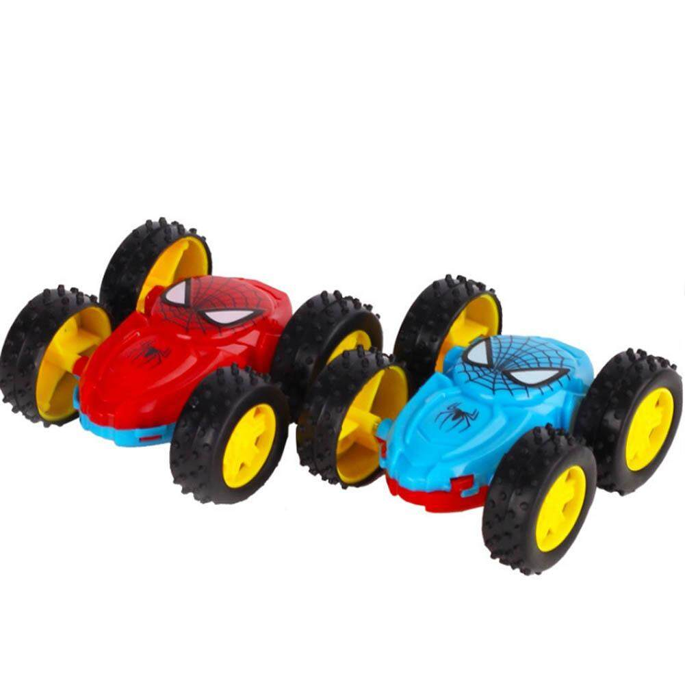 Spider Inertia Alloy Car Back To Force Stunt Novelty Toys Dumpers Kids Christmas-1 pc