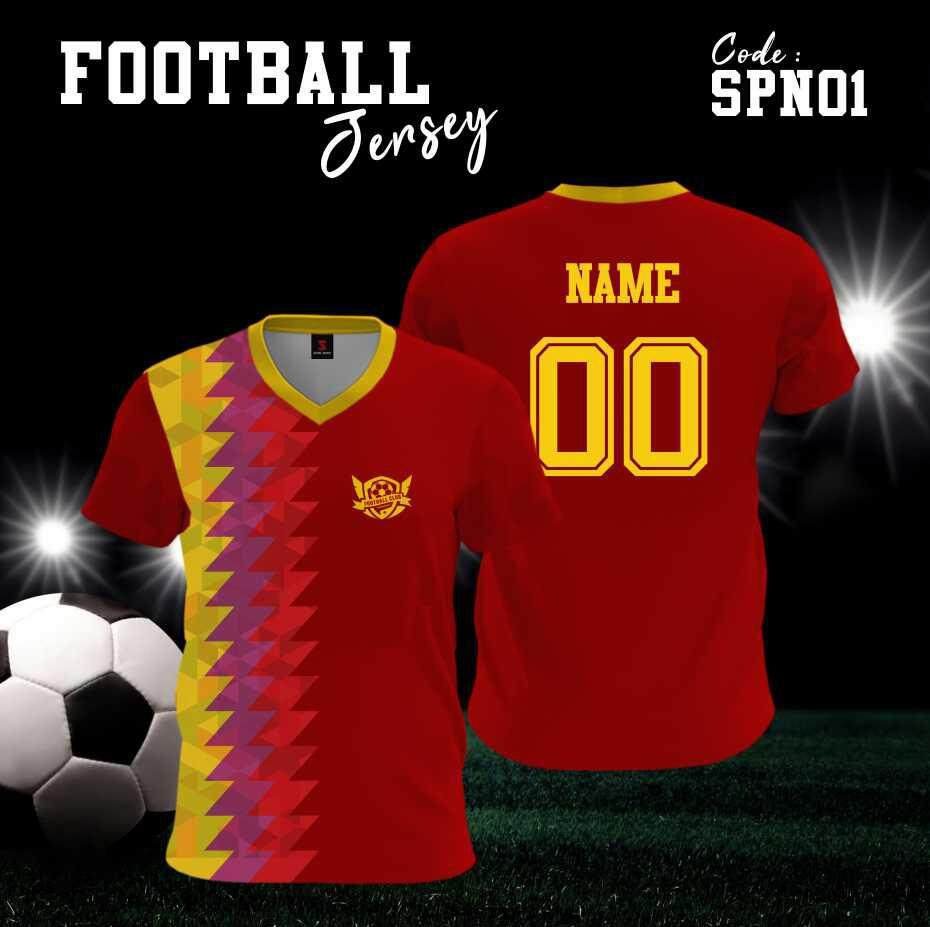 buy popular 1fdcc 52d33 Buy Football Jersey With Your Name