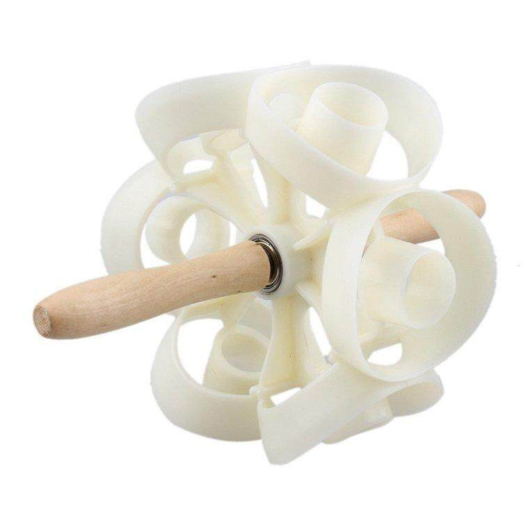 Wond Fast Revolving Doughnut Cutter Maker Mould Molding Machines Kitchen Tool Beige By Wonderfancy.