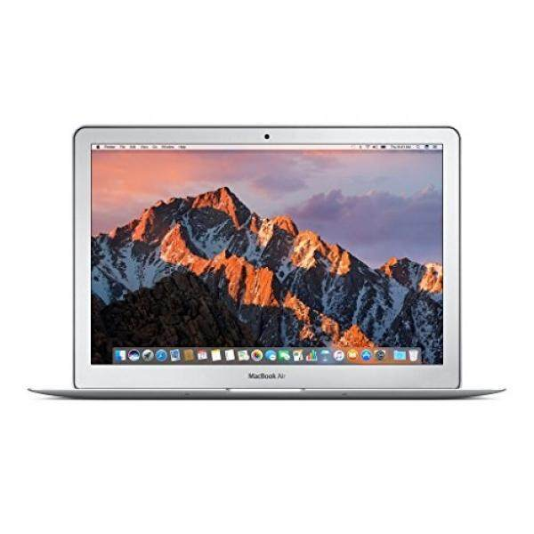Apple Macbook Air 13.3 (1440 x 900) Laptop PC Intel Core i5 8GB RAM 128GB SSD Bluetooth WIFI Thunderbolt 2 Port SDXC Port Mac OS (Silver) - intl