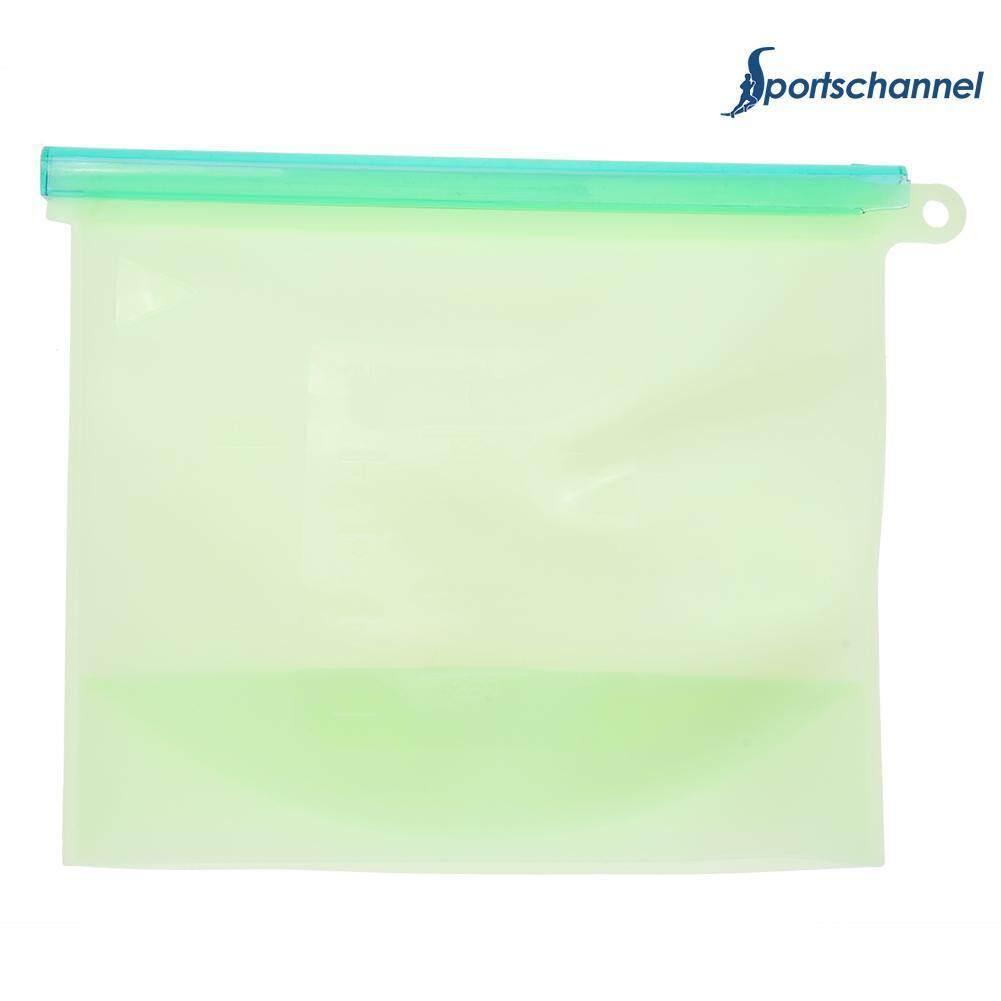 Silicone Food Preservation Bag Vacuum Seal Food Storage Bag,Size: 23.5 x 18cm(