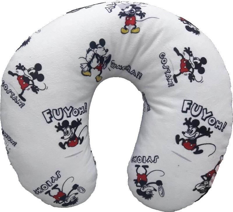 Disney Go Local X Disney Mickey Neck Cushion  #Fuyoh  #Yumcha