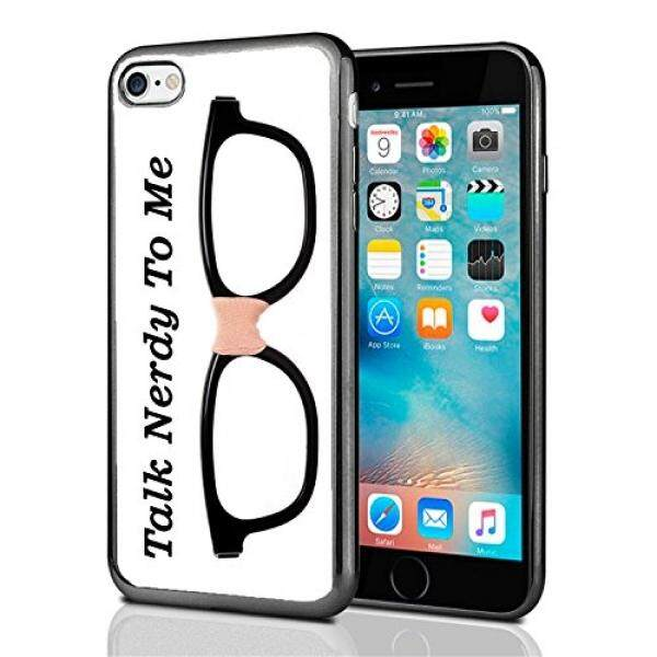 Smartphone Cases Talk Nerdy To Me For Iphone 7 (2016) & Iphone 8 (2017) Case Cover By Atomic Market - intl