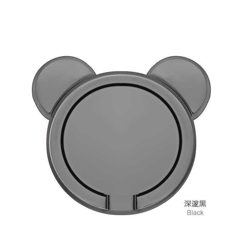 Billionton Android gesper ponsel Pad kartun kreatif Logam gesper cincin berputar Model Tempel cincin Orang Malas