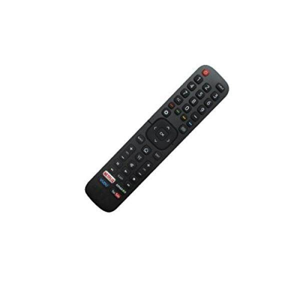Hcdz Pengganti Pengendali Jarak Jauh untuk Hisense 50H7GB 50H7GB1 55H6B 55H7B 55H7B2 Smart LED LCD Plasma HDTV TV