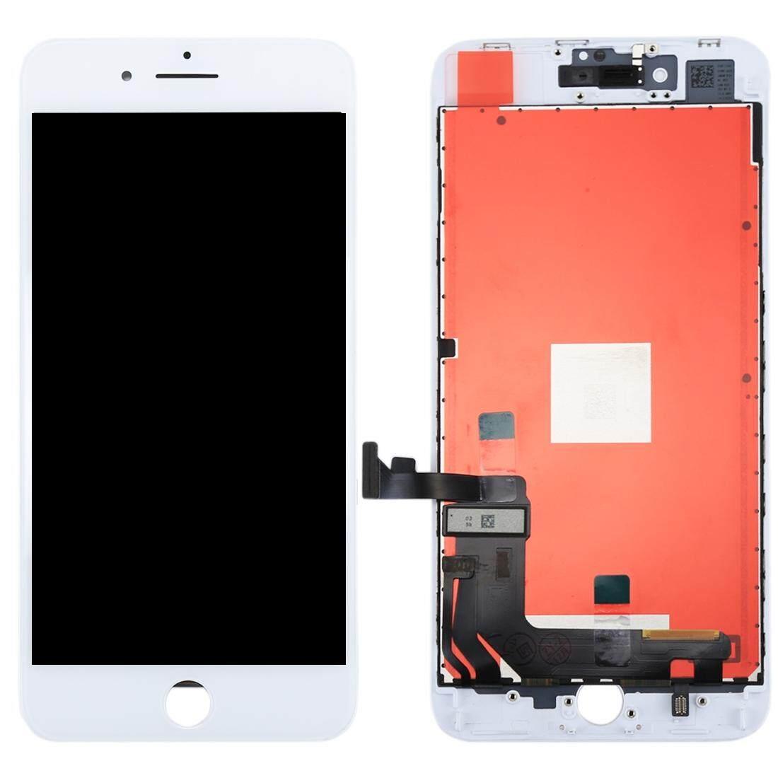 Layar LCD dan Digitizer Penuh Perakitan untuk iPhone 8 (Putih)