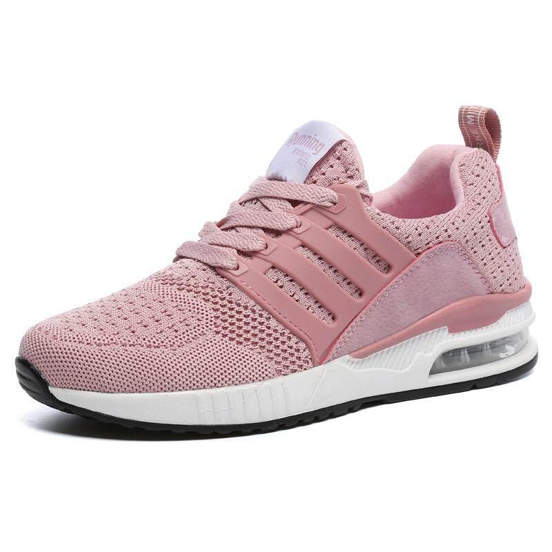Bogo (Disambiguasi) Wanita Sepatu Fashion Sepatu Lari Dapat Benafas Sepatu  Olahraga untuk Wanita Santai 1321500eea