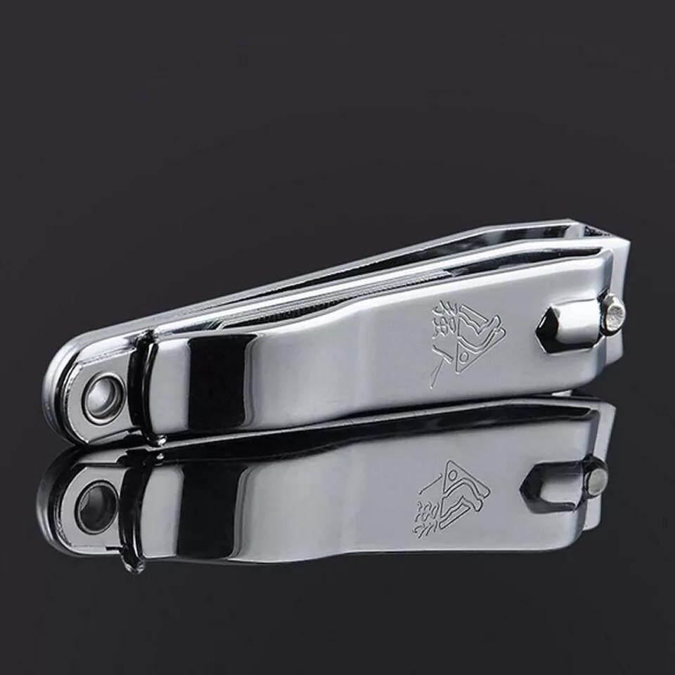 Fitur 3pcs 555r Gunting Kuku Besar Panjang 8cm Anti Karat Nail Toe Clipper Cutter Trimmer Scissor Manicure Pedicure Stainless Steel Pengetip Pemotong 3
