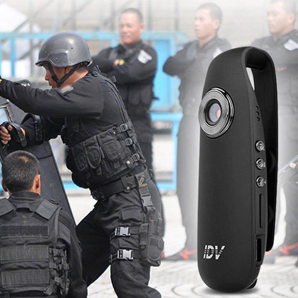 Qnstar HD 1080 P Mini Kamera Perekam Dashcam Tubuh Sepeda Motor Gerak Kamera Aksi
