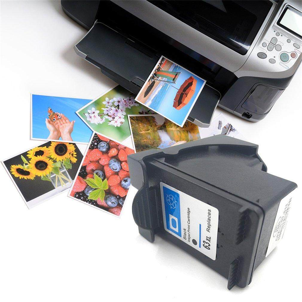 Yika Non-OEM Ink Cartridge for HP 63 XL for HP 63 Officejet 2620 for ENVY 4500