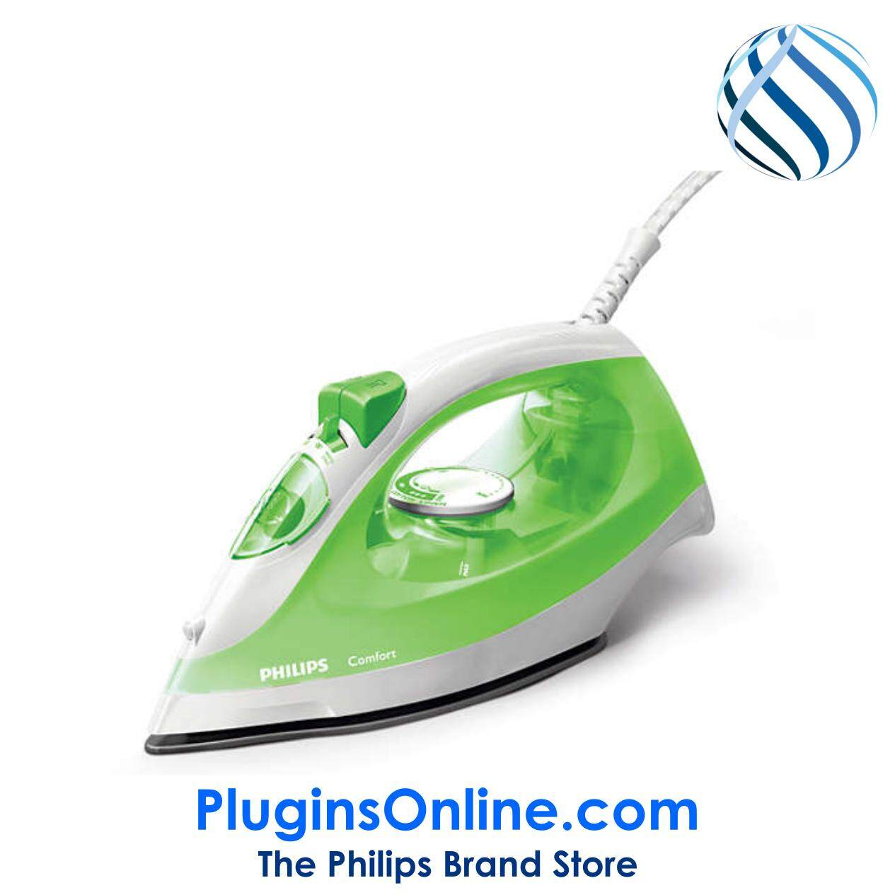Philips GC1434/76 Anti-Calc Steam Iron 2000W (GC1434)