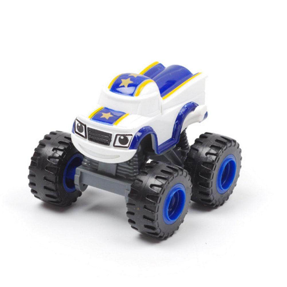 Buy Sell Cheapest Ryt Mobil Pompa Best Quality Product Deals Mainan Remote Strong Cars Metalic Api Dan Mesin Monster Truk Hiasan Kue Set Biru