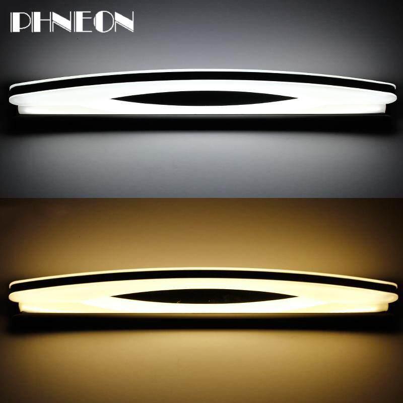 PHNEON Led Wall Lamp Bedroom Headboard Bedside Lamp Banheiro Led Bathroom Light Wall Sconce Lampe Deco - intl