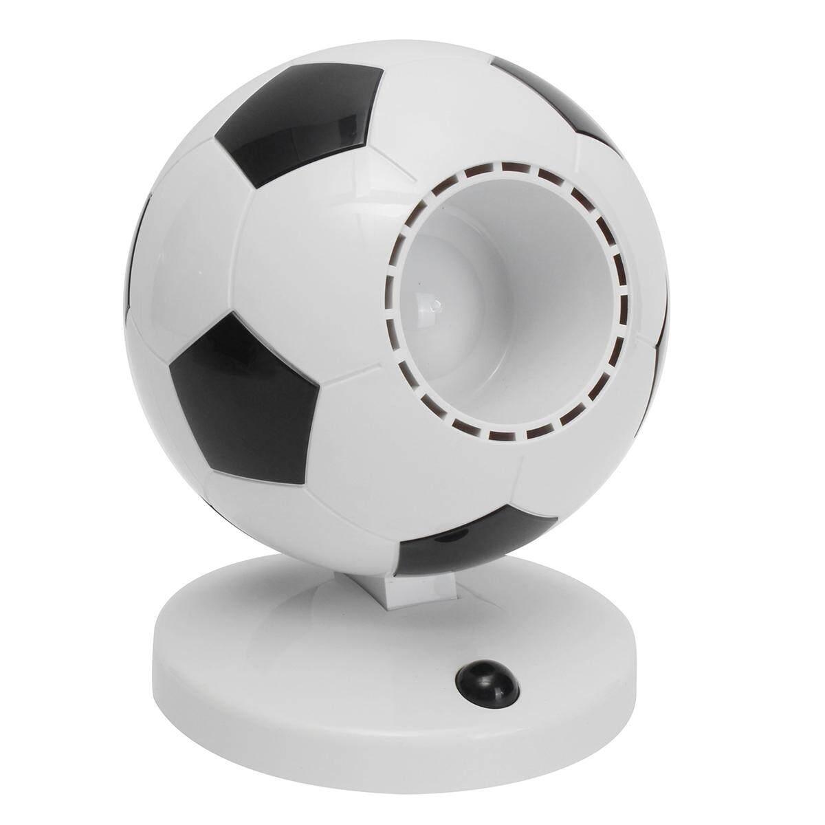 (photo)Football Bladeless Fan AirFlow Cooling fan Circular Handheld Portable