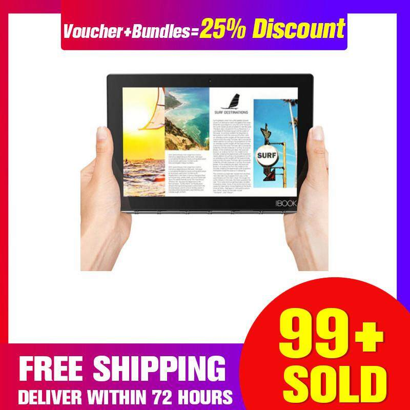 【Free Shipping + Super Deal + Limited Offer】Original Box Lenovo Yoga Book  64GB Intel Atom X5 Z8550 Quad Core 10 1 Inch Android 6 0 Tablet PC Black