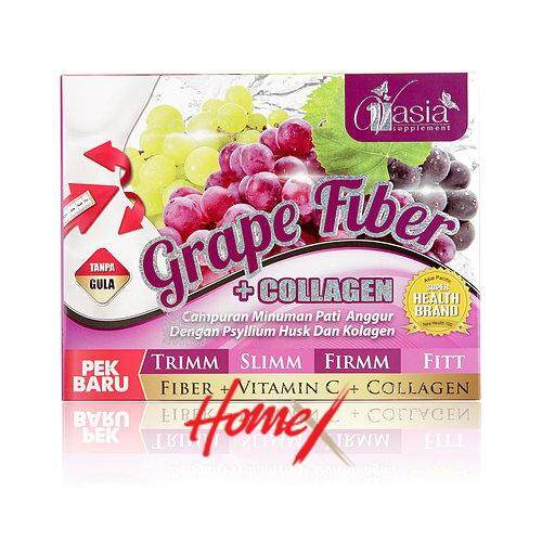 Vasia Grapeslym Dietary / Grape Fiber + Collagen