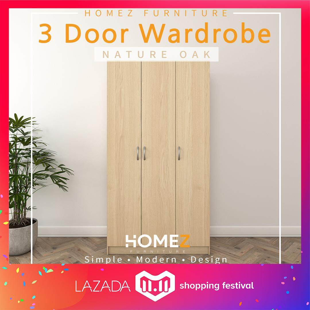 Furniture Products With Best Online Price In Malaysia Hanger Kayu Exclusif Warna Creeam Wardrobes