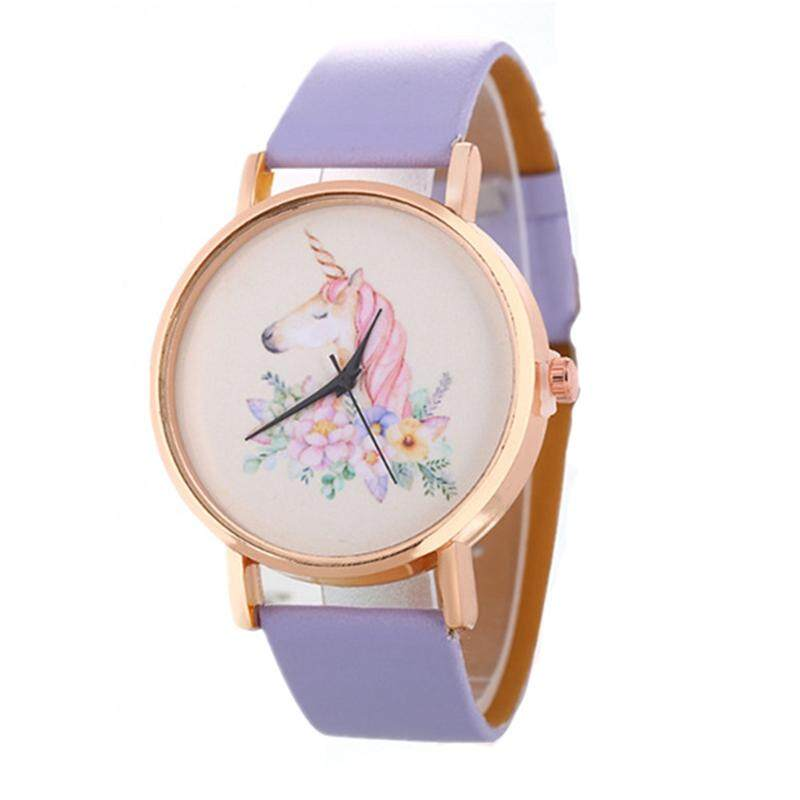 Watches Nice 7 Styles New Listing Children Watch Cute Dinosaur Unicorn Watch Cartoon Animal Kids Watches Student Child Watch Girls Boys Clock