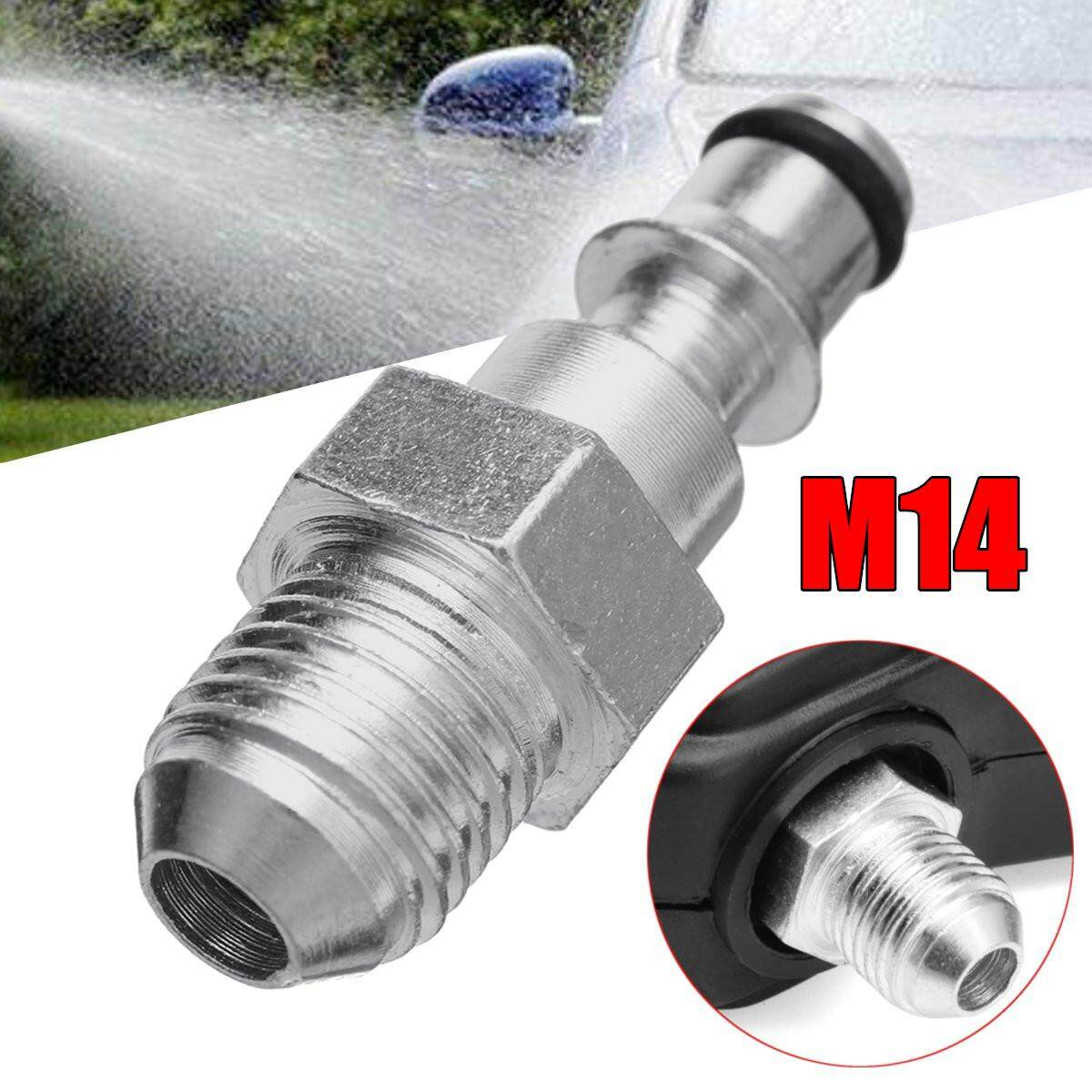 Quick Connection Pressure Washer G un Hose Fitting To M14 Adapter For Lavor VAX - intl