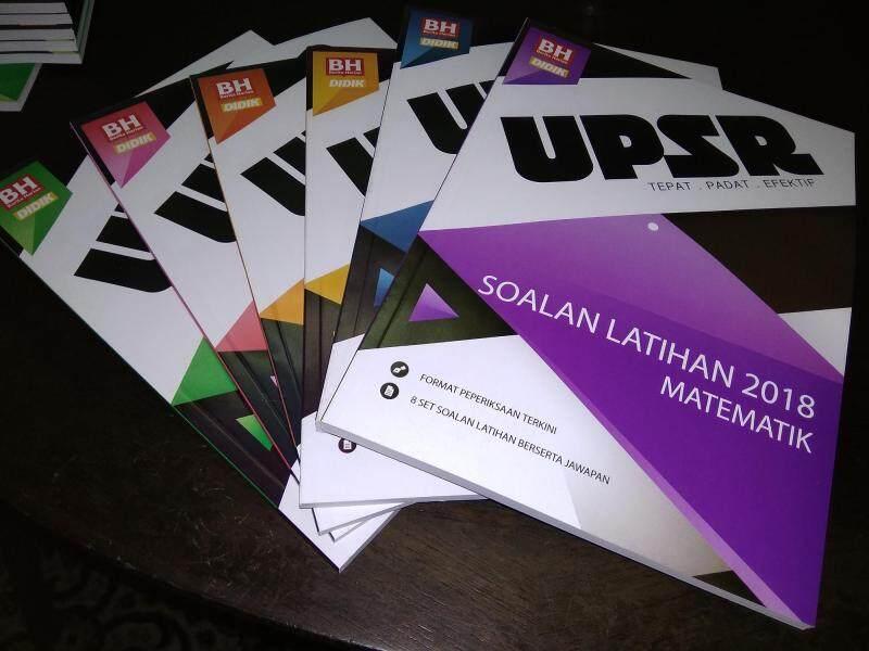 Set Soalan BHDidik UPSR 2018 Malaysia