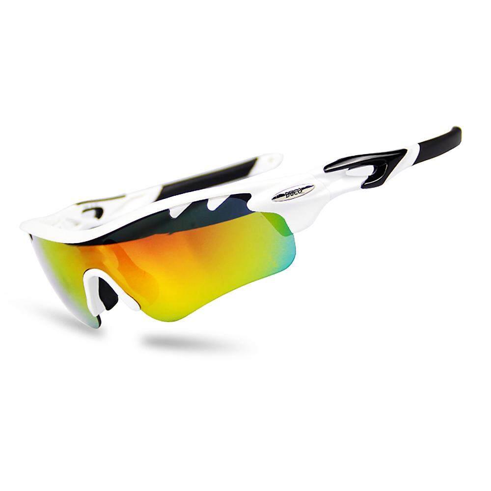 Kacamata Sepeda Pria Wanita Terpolarisasi Sepeda UV400 Kacamata Sepeda  Kacamata Olahraga Luar Ruangan Kacamata Bersepeda Kacamata 87fe455bf2