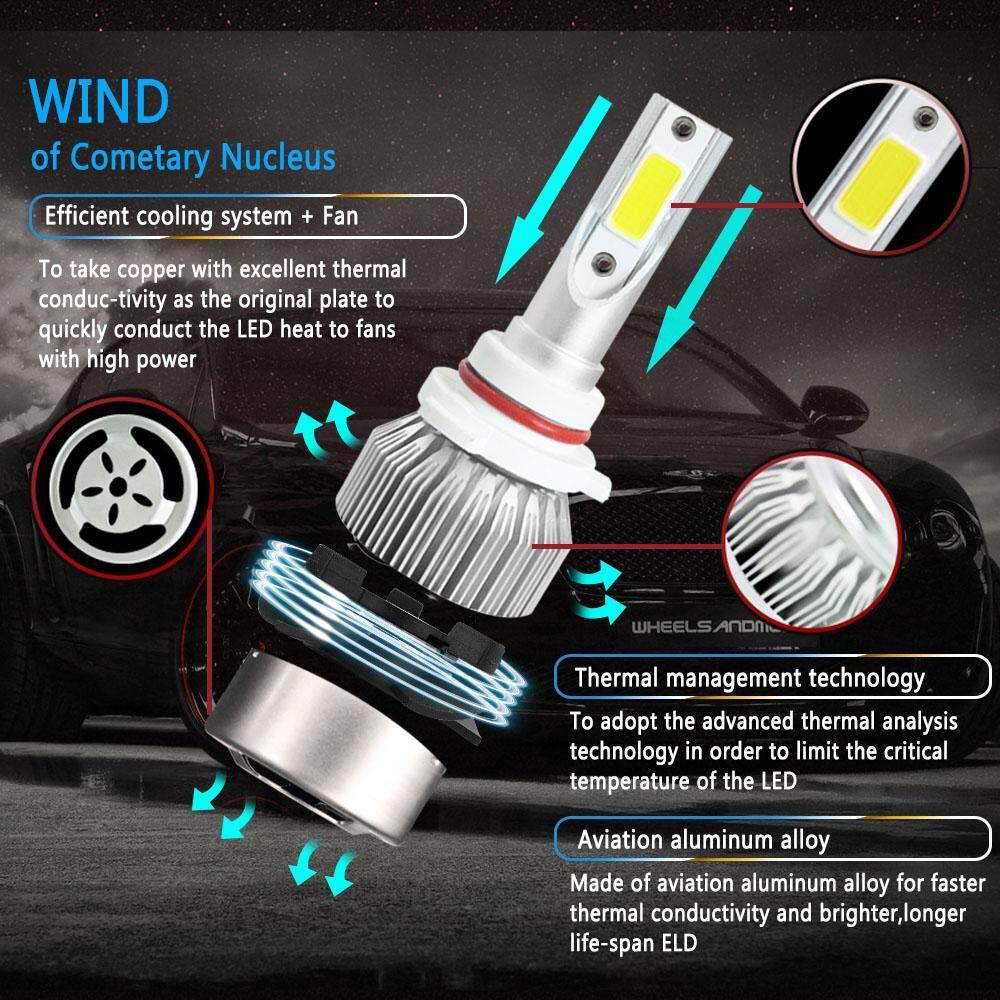 Auto Bulbs LED H7 H4 H11 H1 H3 H13 880 9004 9005 9006 .