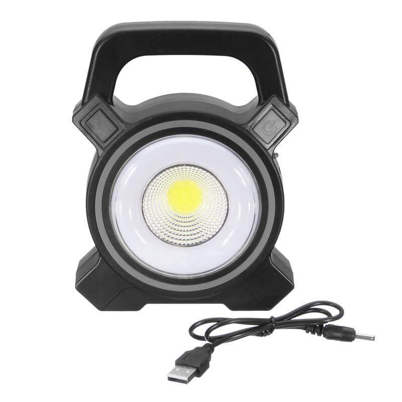 Deyln Rechargeable 30W COB LED Portable Flood Light Outdoor Garden Work Spot Lamp USB