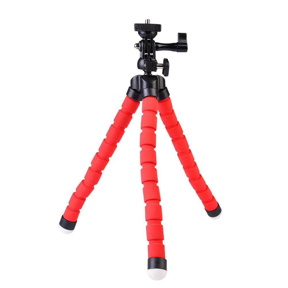 Buy Sell Cheapest Kingjoy Kh Best Quality Product Deals Profesional Video Tripod Kits Vt 2500 Kt 600s Octopus Style Mini Adjustable Flexible Multifunctional Selfie Stick Stand Camera Holder