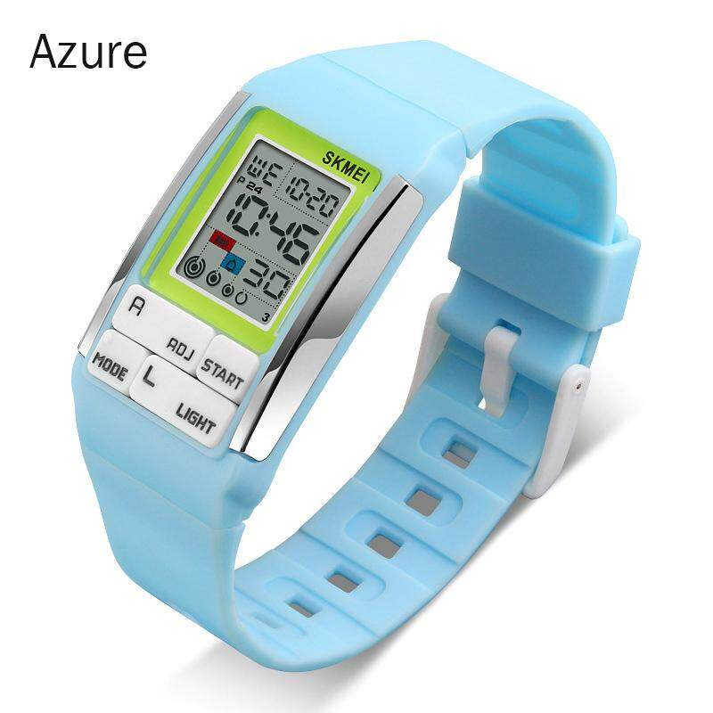 Sport Digital Wristwatch Children LED Watch Waterproof Adjustable Outdoor Watches Malaysia