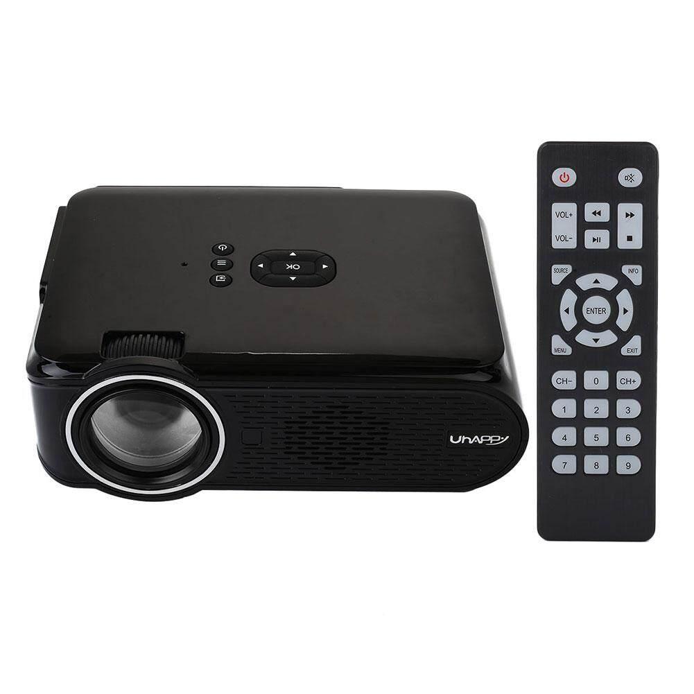 Grand Store projector U90 1080P 1000LM Mini Home Office Multimedia LED Video Projector VGA USB AV SD - intl