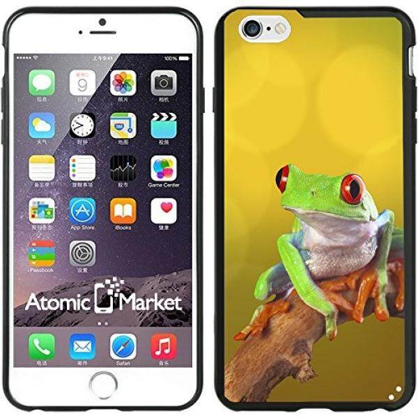 Smartphone Cases IP6+ Colorful Tree Frog For Iphone 6 Plus 5.5 Inch Case Cover - intl